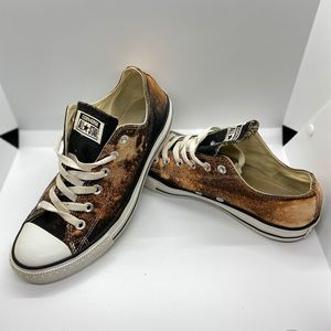 Converse Bleached Low Top Shoes